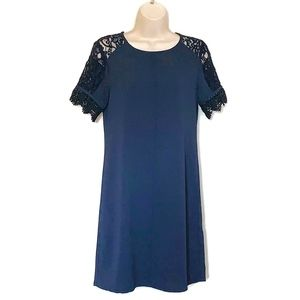 Kut From The Kloth Womens Size 2 Lace Trim Dress